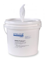 Athletix Gym Equipment Wipes Pre-Loaded Bucket