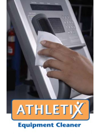 Athletix Gym Equipment Wipes Dispenser & Bucket Re-Fills