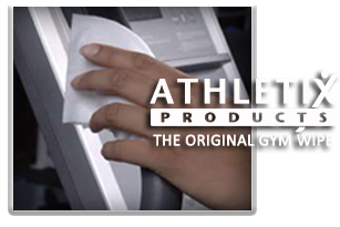 Athletix Gym Wipes