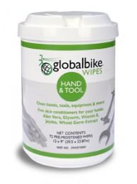 Globalbike Hand & Tool Wipes